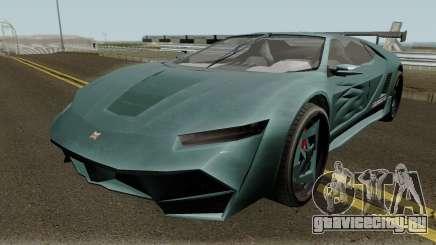 Dinka Hurokai v.2 GTA V для GTA San Andreas