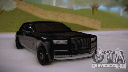 Rolls-Royce Phantom Black для GTA San Andreas