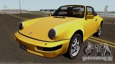 Porsche 911 Carrera 4 (964) (US-Spec) 1989 для GTA San Andreas