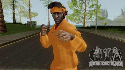 GBS Gallet F2 для GTA San Andreas