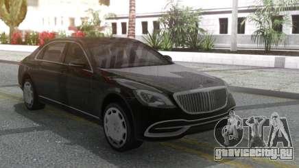Mercedes-Benz W222 S650 Maybach для GTA San Andreas