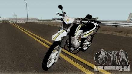 Yamaha Lander для GTA San Andreas