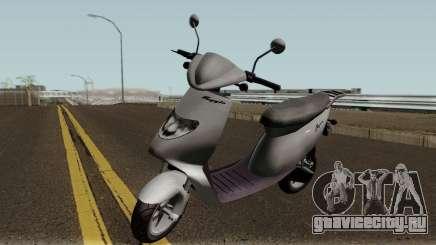 Pegassi Faggio Sport GTA V для GTA San Andreas