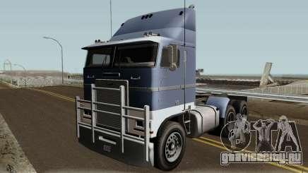 Jobuilt Hauler & Terminator 2 GTA V IVF для GTA San Andreas