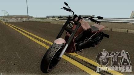 Western Nightblade & V-Rod Style GTA V для GTA San Andreas