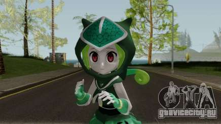 Kemono Friends Panther Chameleon для GTA San Andreas