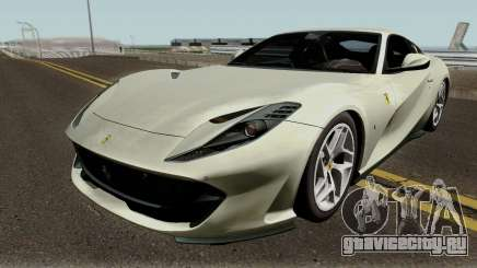 Ferrari 812 Superfast 2017 HQ для GTA San Andreas