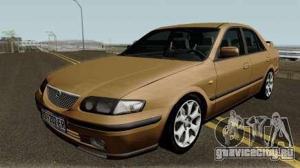 Mazda 626 HQ для GTA San Andreas
