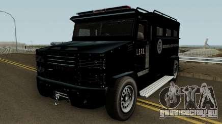 Police Riot GTA 5 для GTA San Andreas