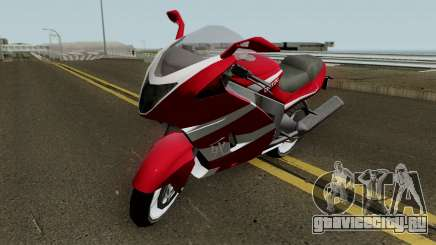 Shitzu Hackuchou GTA V для GTA San Andreas