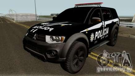 Mitsubishi Pajero Dakar da PCRS: GOE для GTA San Andreas