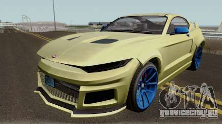 Vapid Dominator GTX GTA V IVF для GTA San Andreas