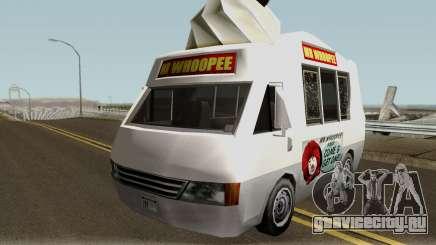 New Mr Whopee для GTA San Andreas