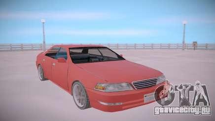 Toyota Mark II Sedan для GTA San Andreas
