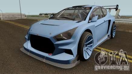 Vapid Flash GT GTA V для GTA San Andreas