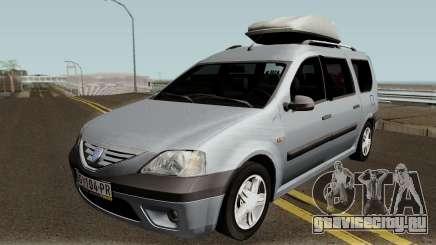 Dacia Logan MCV 1.5dci 2007 для GTA San Andreas