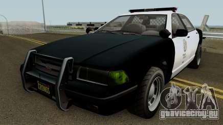 Police Cruiser GTA 5 для GTA San Andreas