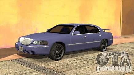 Licoln Town Car L Signature для GTA San Andreas