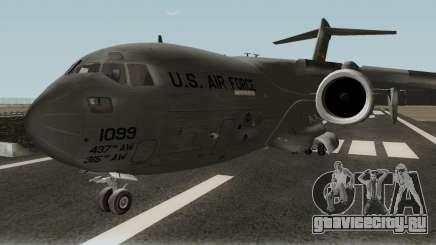 Boeing C-17A Globemaster III для GTA San Andreas