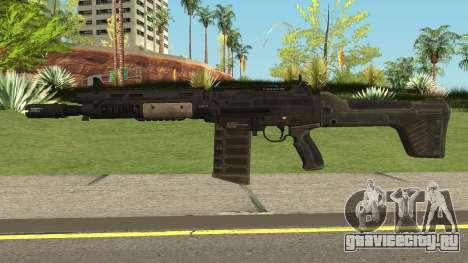 XMLAR Assault Rifle для GTA San Andreas