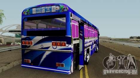 SL Bus Panadura для GTA San Andreas