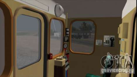 ЕМА-502 99км для GTA San Andreas для GTA San Andreas