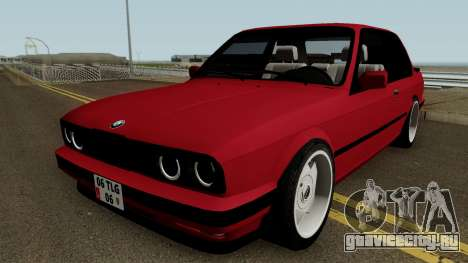 BMW E30 HQ для GTA San Andreas
