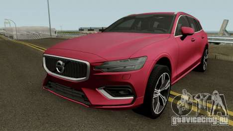 Volvo V60 для GTA San Andreas