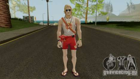 Fortnite Sun Tan Specialist для GTA San Andreas