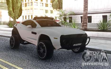 Local Motors Rally Fighter для GTA San Andreas