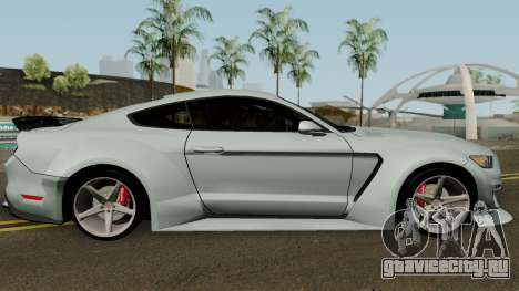 Ford Mustang Widebody MK.VI (S550) 2015 для GTA San Andreas