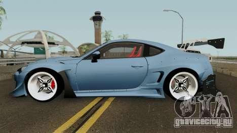 Toyota GTR86 Rocket Bunny Pandem V3 2013 для GTA San Andreas