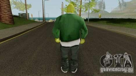 Shrek GSF для GTA San Andreas третий скриншот