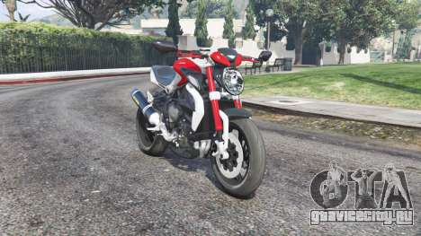 MV Agusta Brutale 800 Dragster RR v1.3 [replace] для GTA 5