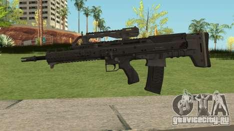 Call of Duty MWR: BOS-14 для GTA San Andreas