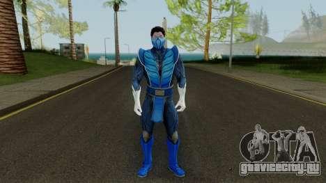 Sub-Zero INJ2 для GTA San Andreas второй скриншот