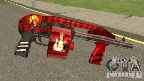 Jesus Spas12 (Combat Shotgun) для GTA San Andreas