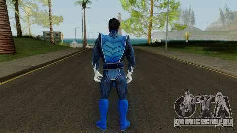 Sub-Zero INJ2 для GTA San Andreas третий скриншот