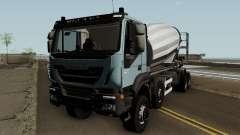 Iveco Trakker Cement 10x6 для GTA San Andreas