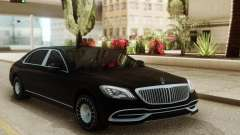 Mercedes-Maybach W222