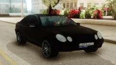 Mercedes-Benz w211 для GTA San Andreas