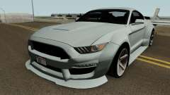 Ford Mustang Widebody MK.VI (S550) 2015 для GTA San Andreas
