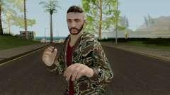 GTA Online Skin 2 Bfori для GTA San Andreas