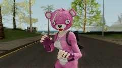 Fortnite Pink Teddy Bear для GTA San Andreas