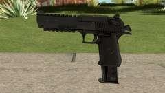 Desert Eagle Extended Magazine Custom (.50AE) для GTA San Andreas