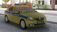 Renault Logan 2016 ВАИ для GTA San Andreas