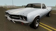 Chevrolet El Camino SS - MQ 1970 для GTA San Andreas