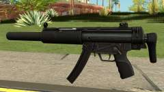 MP5-SD CS:GO для GTA San Andreas