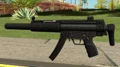 MP5-SD CS:GO