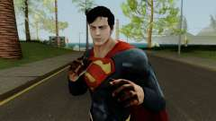 Superman from DC Unchained v2 для GTA San Andreas